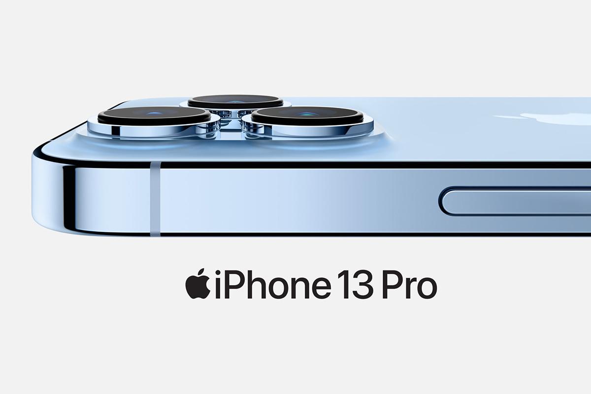 iPhone 13 Pro уже в продаже в магазине re:Store