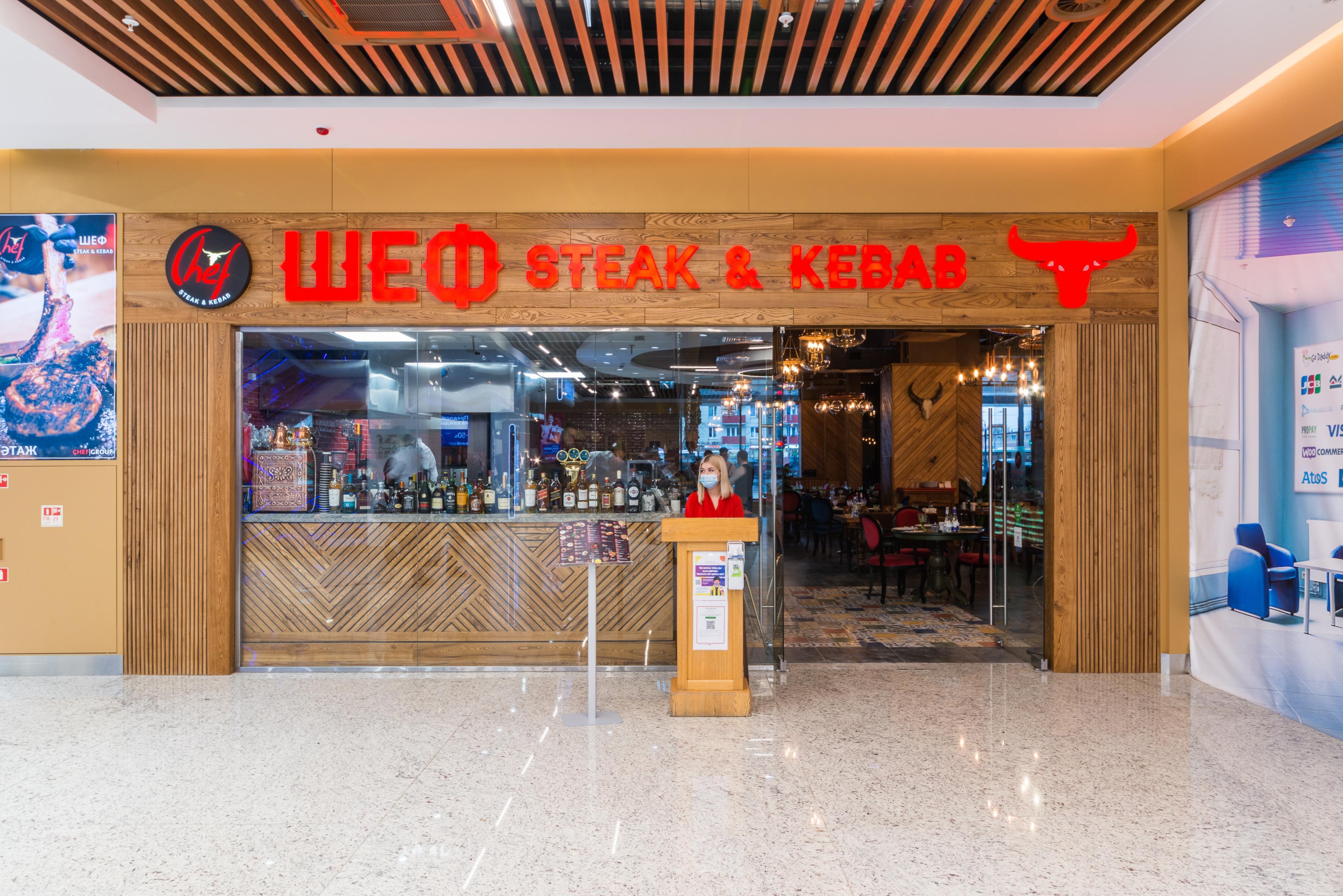 Chef Kebab & Steak
